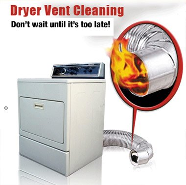 Dryer Vent Cleaning East Claridon OH